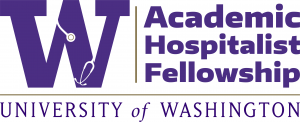Academic Hospital Medicine Fellowship Logo 2020